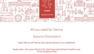 VIENNA CITY CARD – WEBSITE & APP