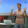 """Tech Talk: """"The purpose of your data"""" mit Clemens Kaar von Tractive Logo"""