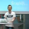 """Tech Talk: """"An Arduino meets GraphQL (and the weather!)"""" mit Sascha Zarhuber Logo"""