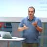 """Tech Talk: """"Templating + Git = ❤"""" mit Dominik Aumayr von Ubitec Logo"""
