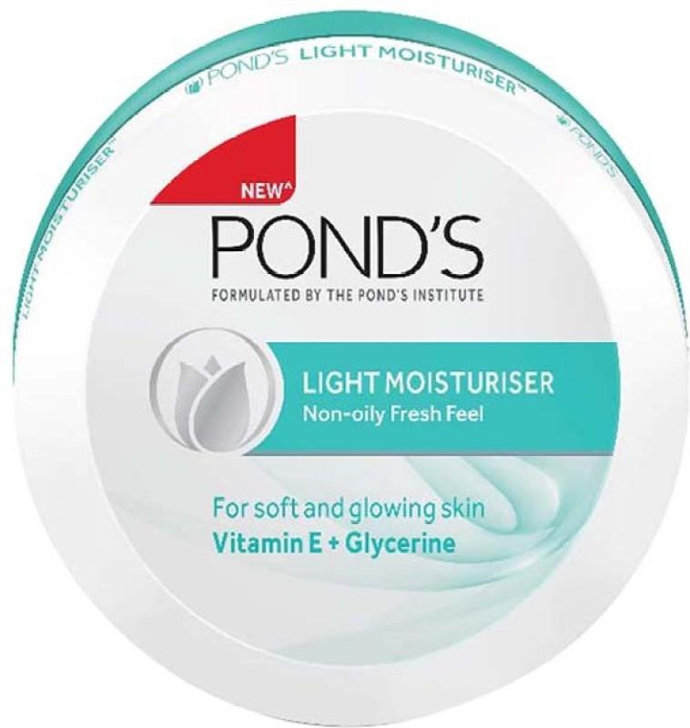 Ponds Light Moisturiser All seasons, Non Oily, Fresh Glow Price in India