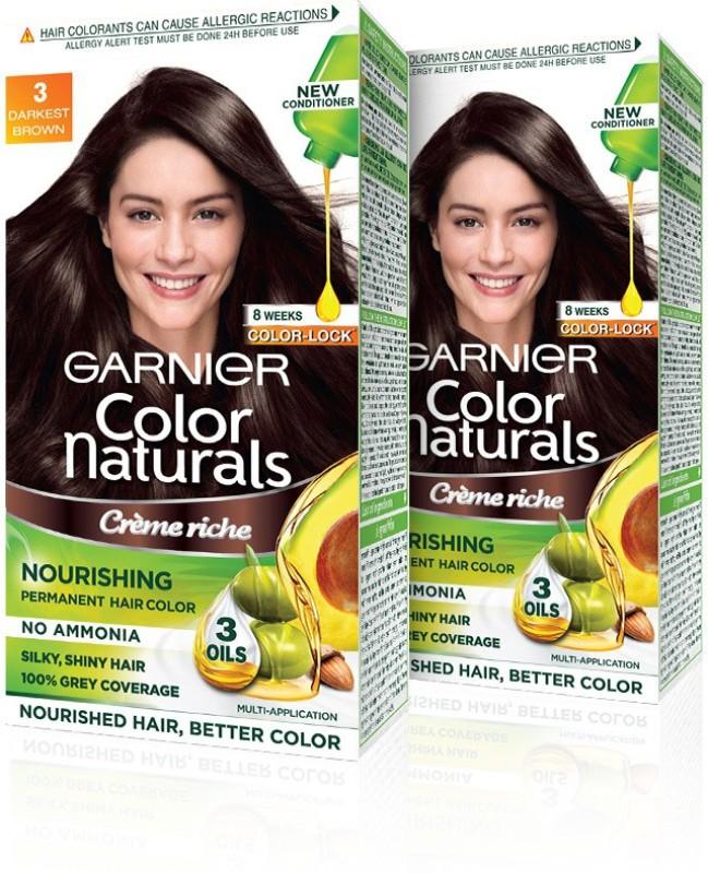 Garnier Naturals Creme Hair Color Price in India