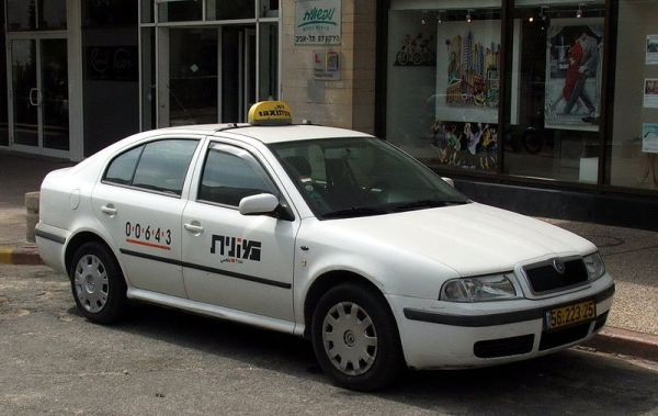 taxi from ben gurion airport | cab from ben gurion airport