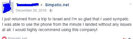 israel sim card review