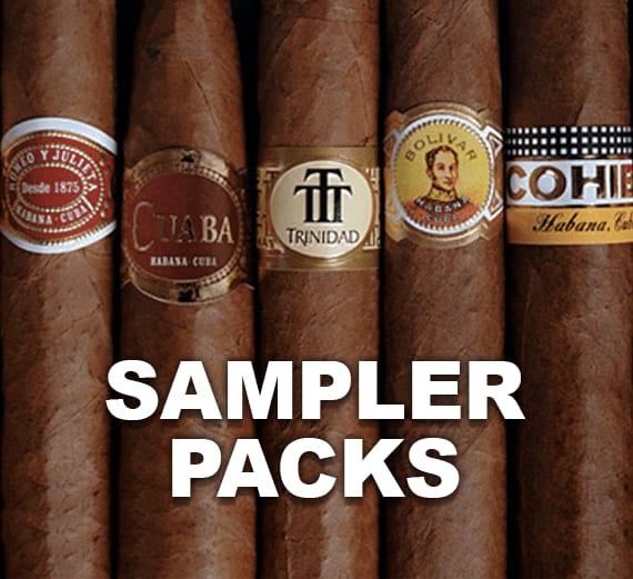 Cuban Cigar Sampler