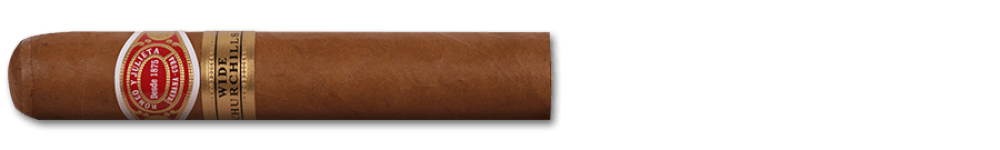 Romeo y Julieta Wide Churchills Cuban Cigars