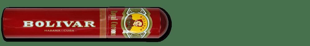 Bolivar Royal Coronas Tubo Cuban Cigars