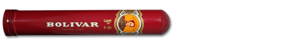 Bolivar Bolivar Tubos No.2 Cuban Cigars