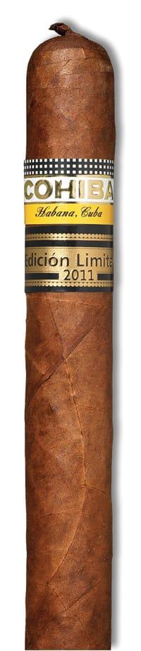 COHIBA 1966 EDICIÓN LIMITADA 2011 Cuban Cigars