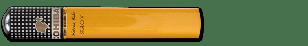 Cohiba Siglo VI Tubo Cuban Cigars