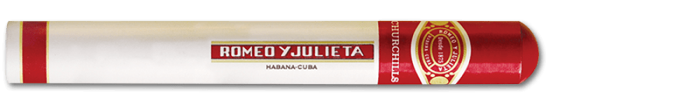 Romeo y Julieta Churchills Tubo Cuban Cigars