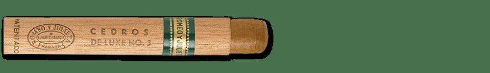 Romeo y Julieta Cedros de Luxe No.3 Cuban Cigars