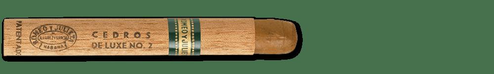 Romeo y Julieta Cedros de Luxe No.2 Cuban Cigars
