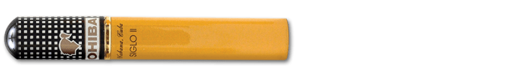 Cohiba Siglo II Tubo Cuban Cigars