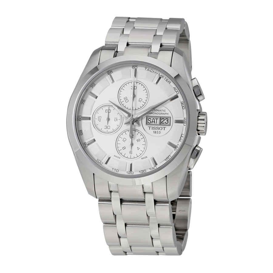Tissot Couturier Chronograph Automatic Men s Watch T035.614.11.031.00 56f2b52c121