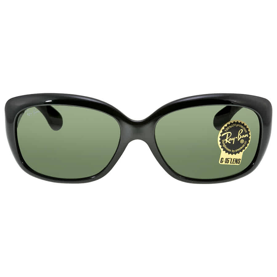 4fd2abdf4a Ray Ban Jackie Ohh Classic Green Sunglasses RB4101 601 58-17 RB4101 ...