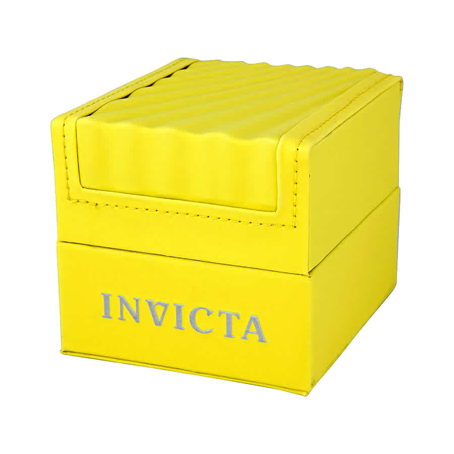 Invicta-Specialty-Mechanical-Skeleton-Men-039-s-Leather-Watch thumbnail 12