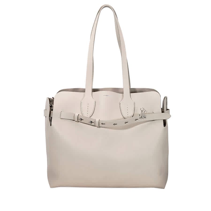 22d5e99ade0c Burberry Medium Soft Leather Belt Bag- Limestone 8006570