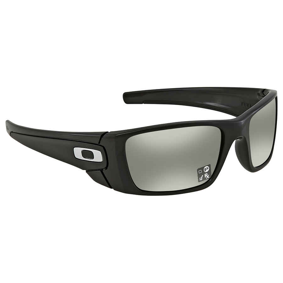 4052c20ac20 Oakley Fuel Cell Prizm Black Rectangular Men s Sunglasses OO9096 9096J5 60