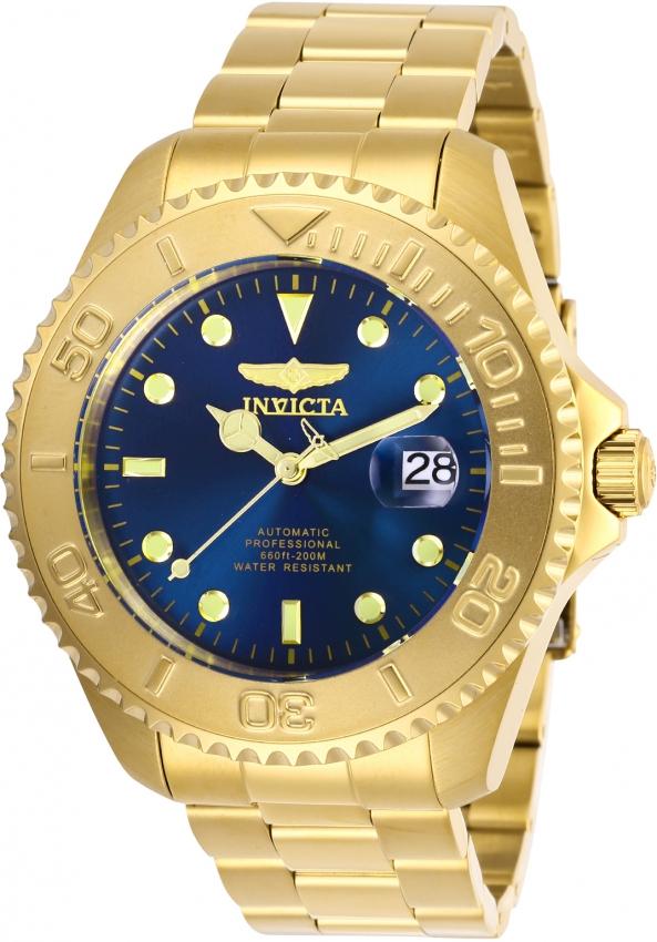 b0e233925 Invicta Pro Diver Automatic Blue Dial Men's Watch 28951 | eBay
