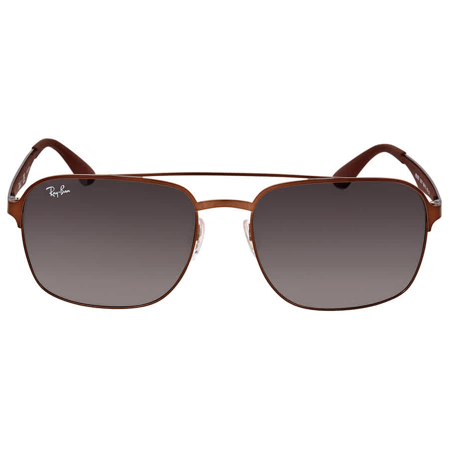 25f7c07104f50 Ray Ban Grey Gradient Sunglasses RB3570 121 11 58 805367277108   eBay