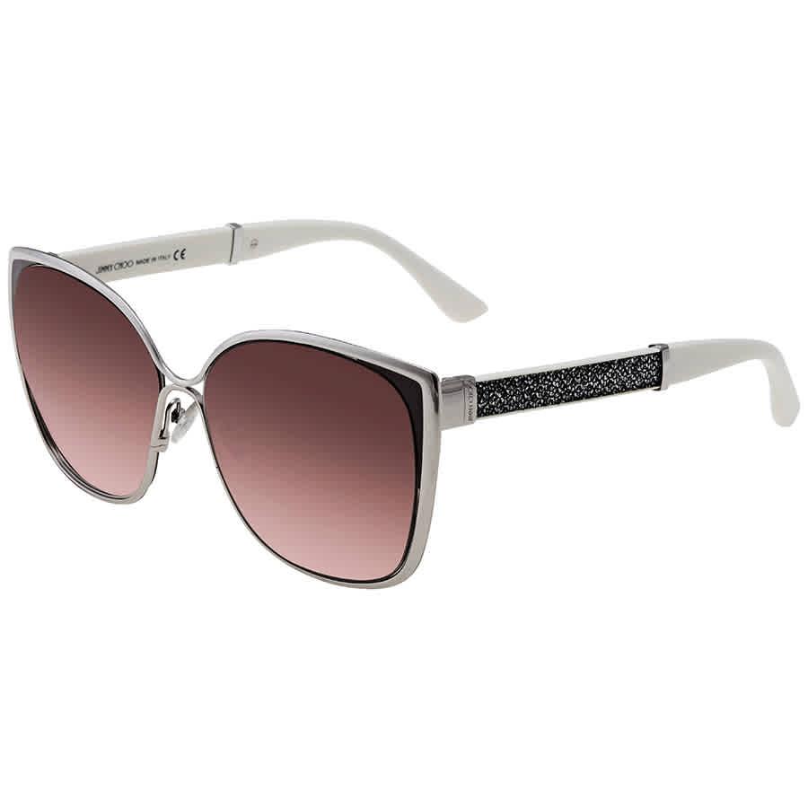 Details about Jimmy Choo Cat Eye Sunglasses MATY/S 58XQ 58 MATY/S 58XQ 58