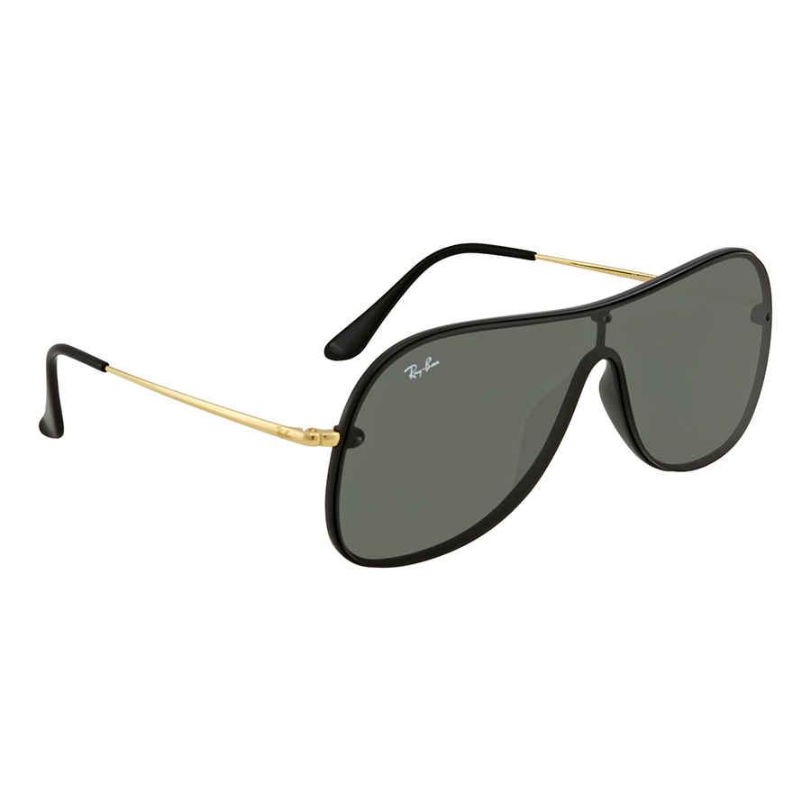 6d24b659dc24 Ray Ban Green Rectangular Sunglasses RB4311N 601 71 38 RB4311N 601 ...