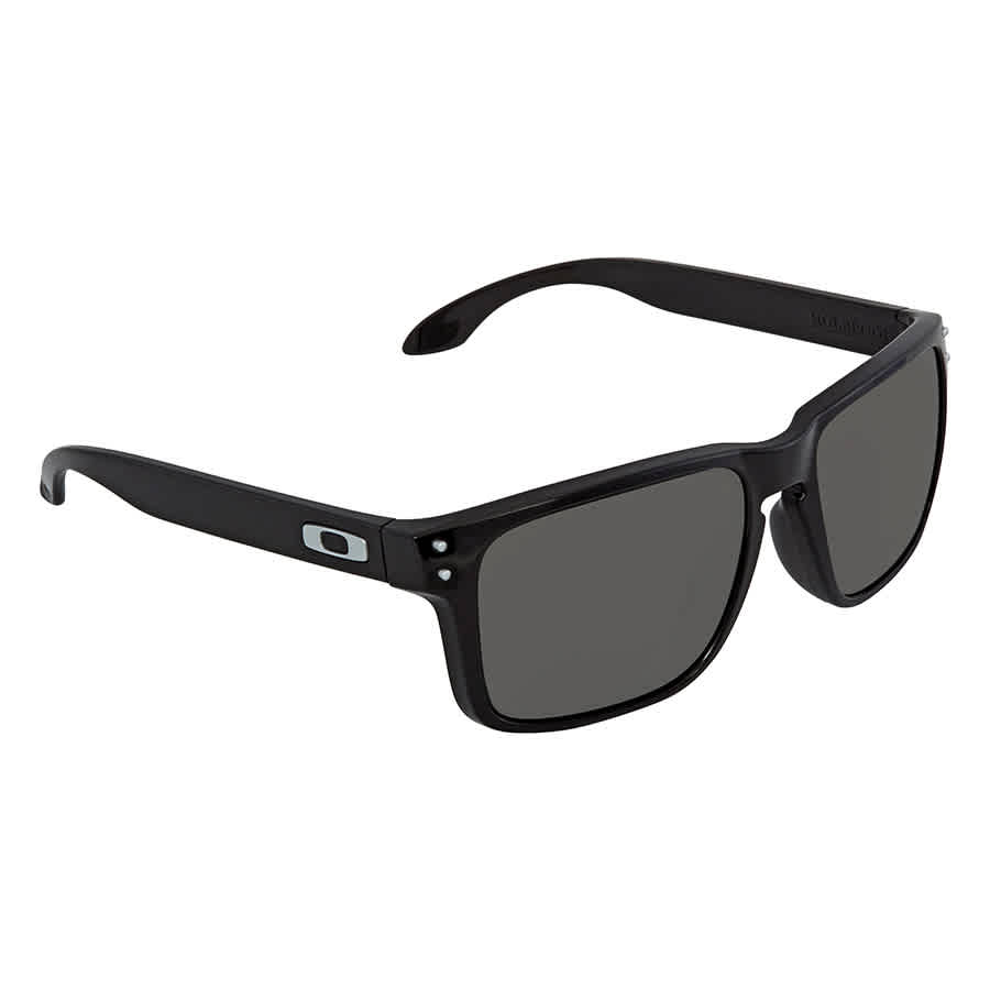 af0a43aded Oakley Holbrook Asian Fit Prizm Grey Square Sunglasses OO9244 924430 ...