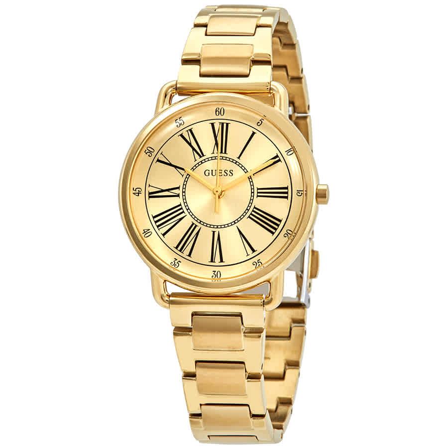 27 Best Guess Women images | Bracelet watch, Watches, Gold watch