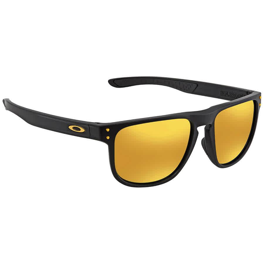 1d63ddcb7deea Oakley Holbrook R Prizm 24k Iridium Square Sunglasses OO9377 937705 ...