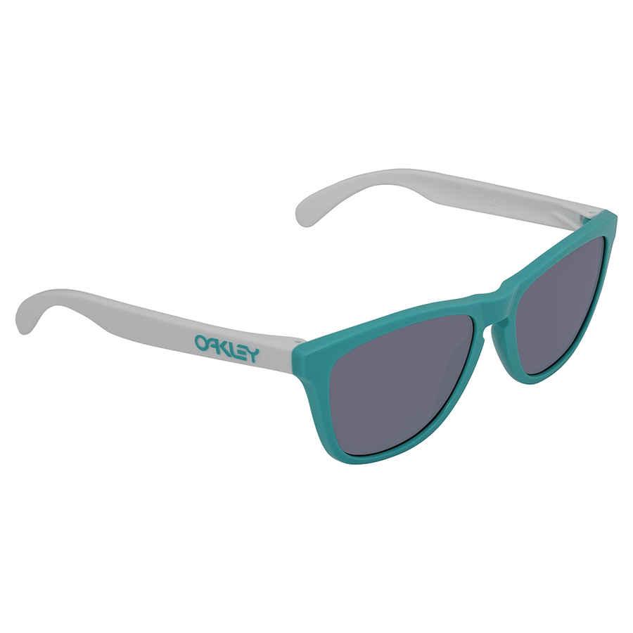af76d58583 Oakley Frogskins Sunglasses - Seafoam 700285958316