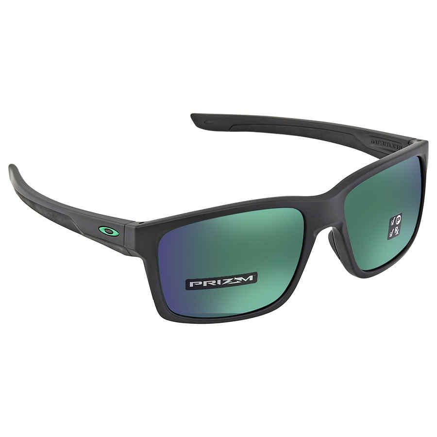 d07d81f9c0 Oakley Mainlink Prizm Jade Polarized Rectangular Men s Sunglasses OO9264  926434 57