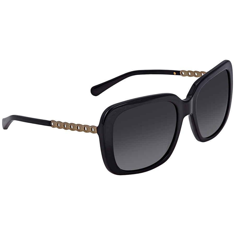 b9c345dae82 Coach Polarized Grey Gradient Square Sunglasses HC8237 5002T3 57 ...