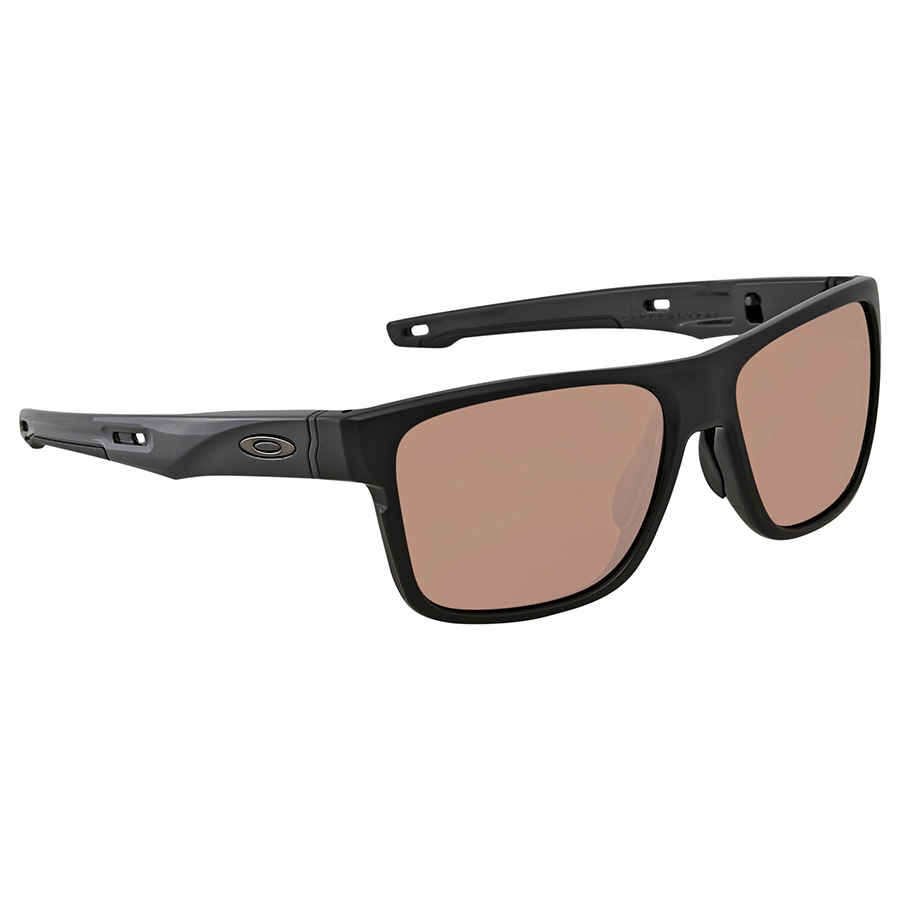 5c4c48a58b448 Oakley Crossrange Prizm Dark Golf Rectangular Men s Sunglasses OO9361  936117 57