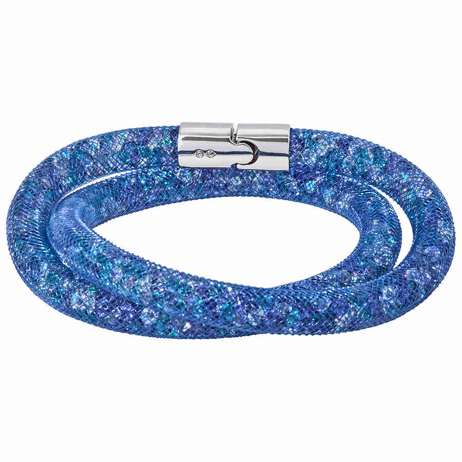 Swarovski-Stardust-Double-Bracelet-Choose-color-amp-size