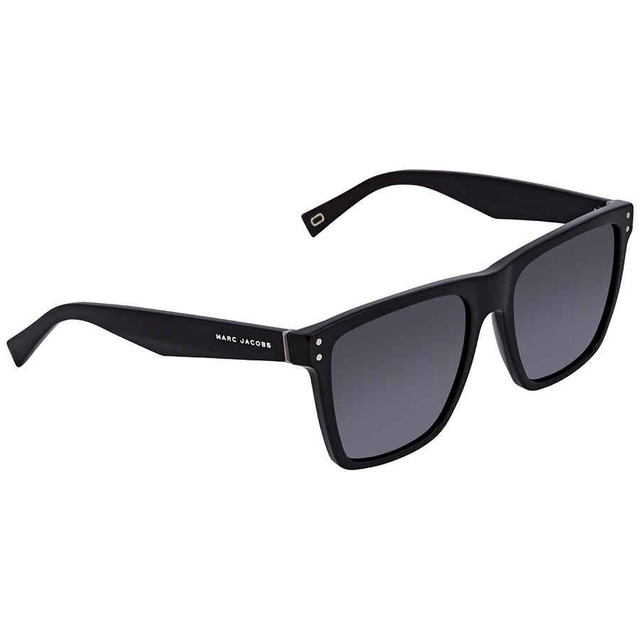 311fac84e3d8a Marc Jacobs Grey Gradient Rectangular Sunglasses MARC119S 0807 M9 54 ...