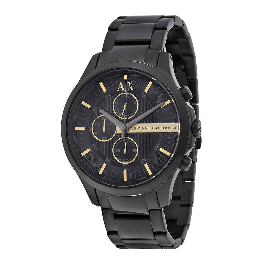 716f2898f0de Armani Exchange Chronograph Black Dial Men s Watch AX2164 ...