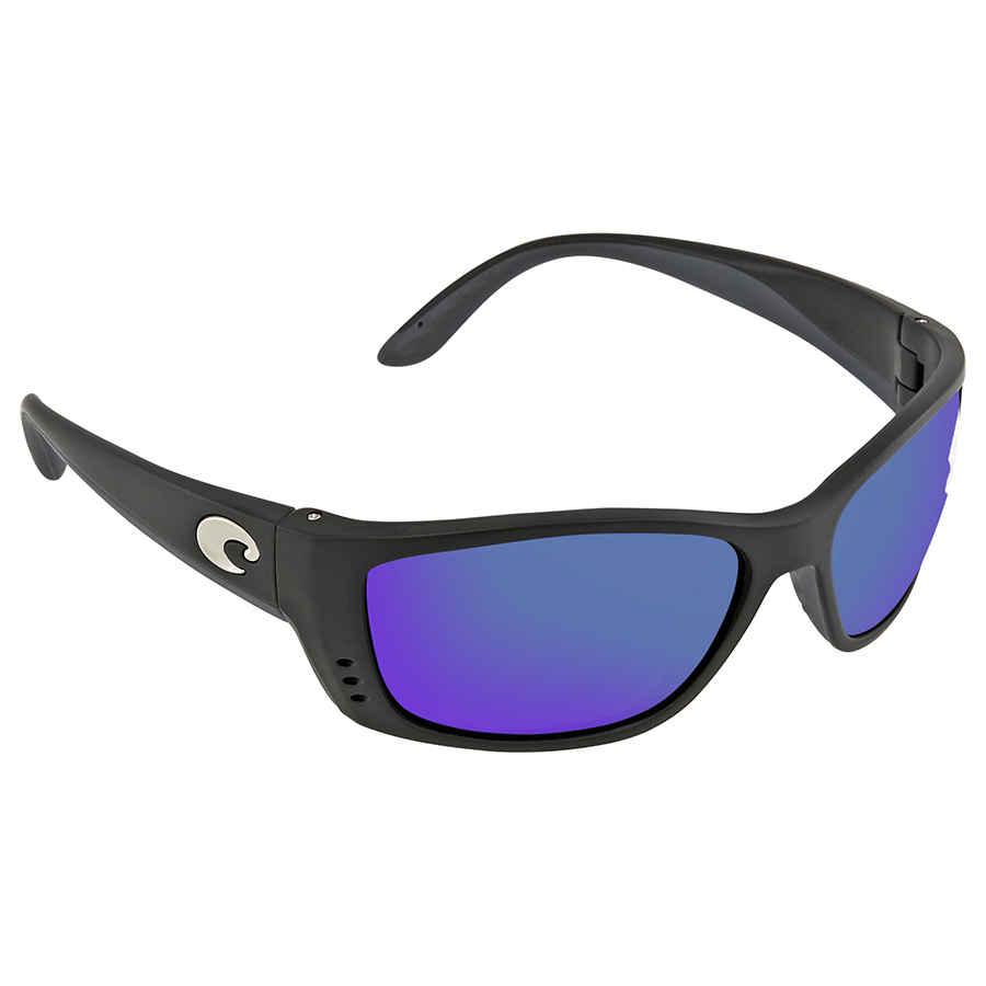 366e847a14 Costa Del Mar Fisch Polarized Blue Mirror X-Large Fit Sunglasses FS ...