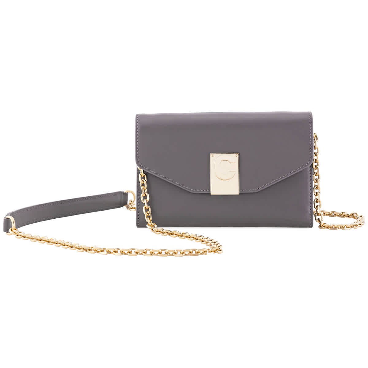 Celine Ladies Iphone X and XS Clutch Bag in Black - Celine
