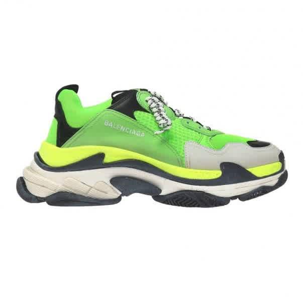Verde Zapatillas Triple S