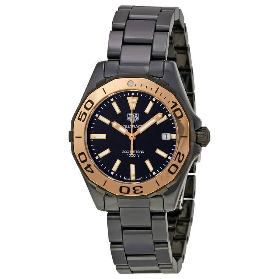 e580ba0069b Tag Heuer Aquaracer Ladies Watch WAY1355.BH0716 7612533123885