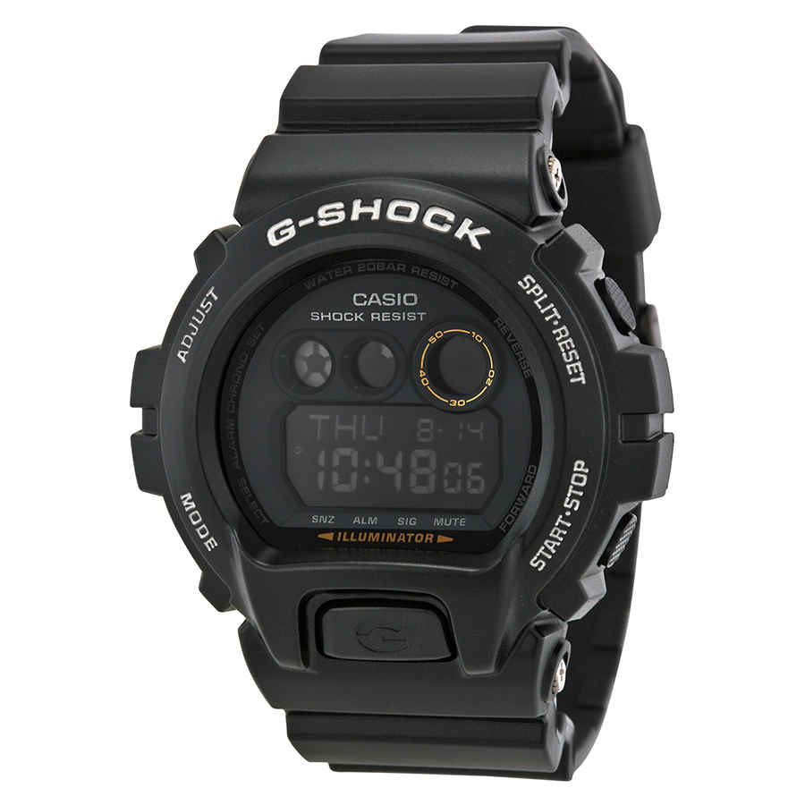 9f86645cdcd Casio G-Shock Digital Dial Black Resin Strap Men s Watch GDX6900-1CR ...