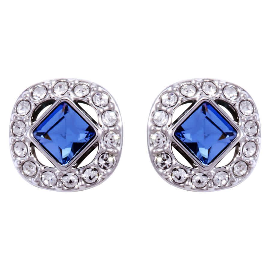 6634ef717 Swarovski Angelic Square Pierced Earrings 9009653520485 | eBay