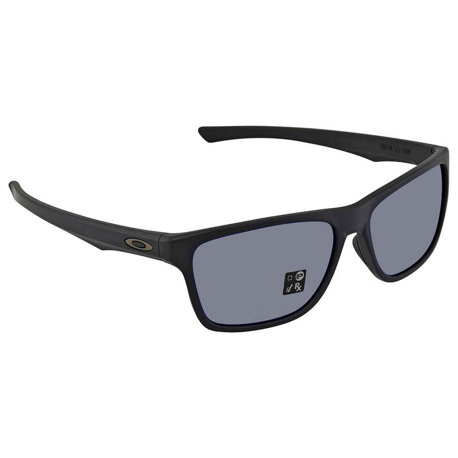 ed123dab6ec5e Oakley Holston Prizm Grey Rectangular Men s Sunglasses OO9334 933408 ...