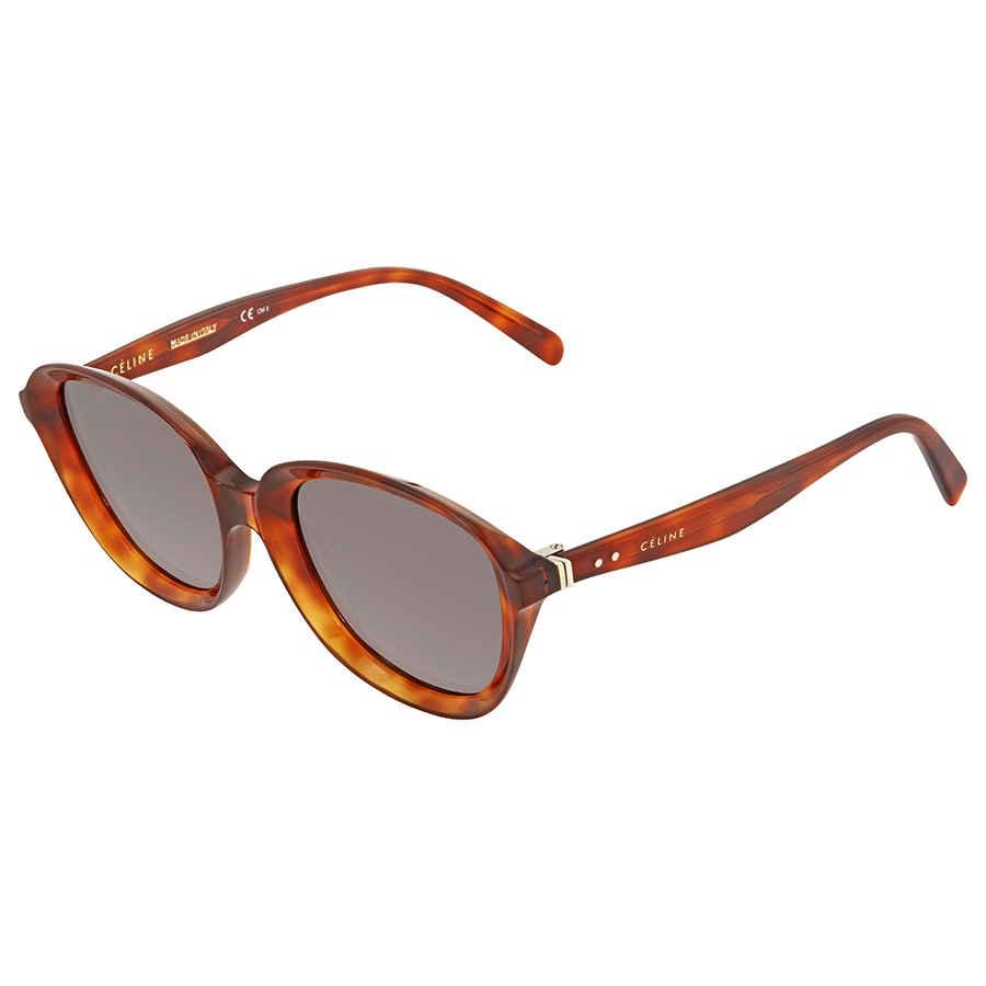 d680df97b2a Celine Grey-Blue Round Sunglasses CL41448S 086IR 51 CL41448S 086IR ...