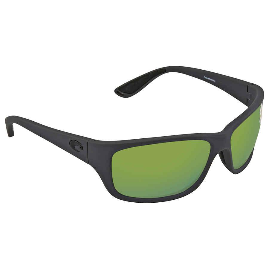 New Costa del Mar Tasman Sea Green Mirror TAS11-OGMP580P Sunglasses
