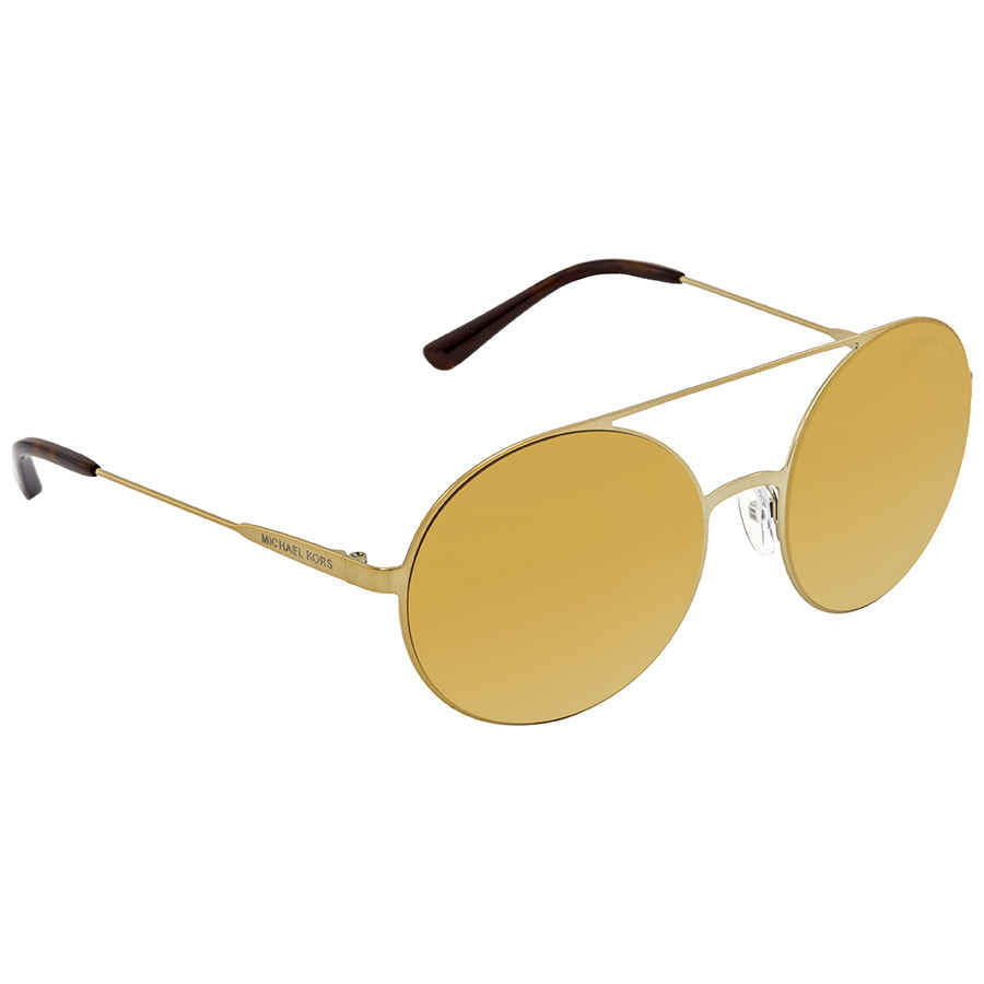 142fa5714b Michael Kors Liquid Gold Sunglasses MK1027 11937P 55 MK1027 11937P ...
