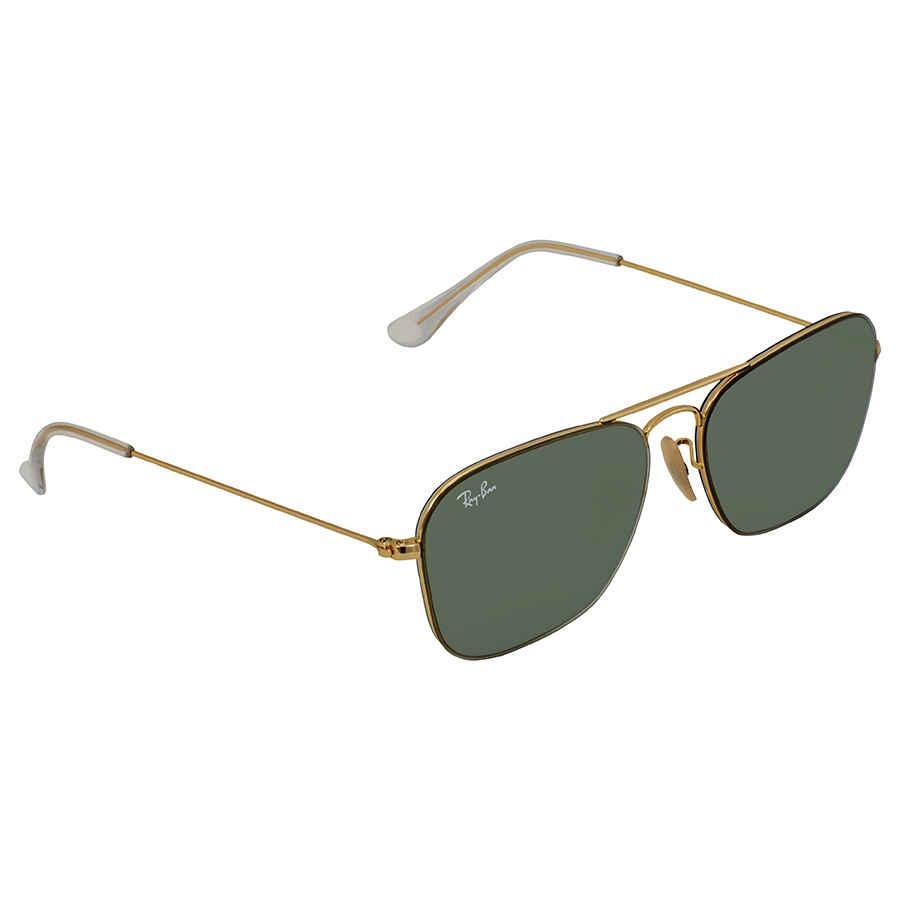 03d5eec9009de Ray Ban Green Classic Square Sunglasses RB3603 001 71 56 RB3603 001 ...