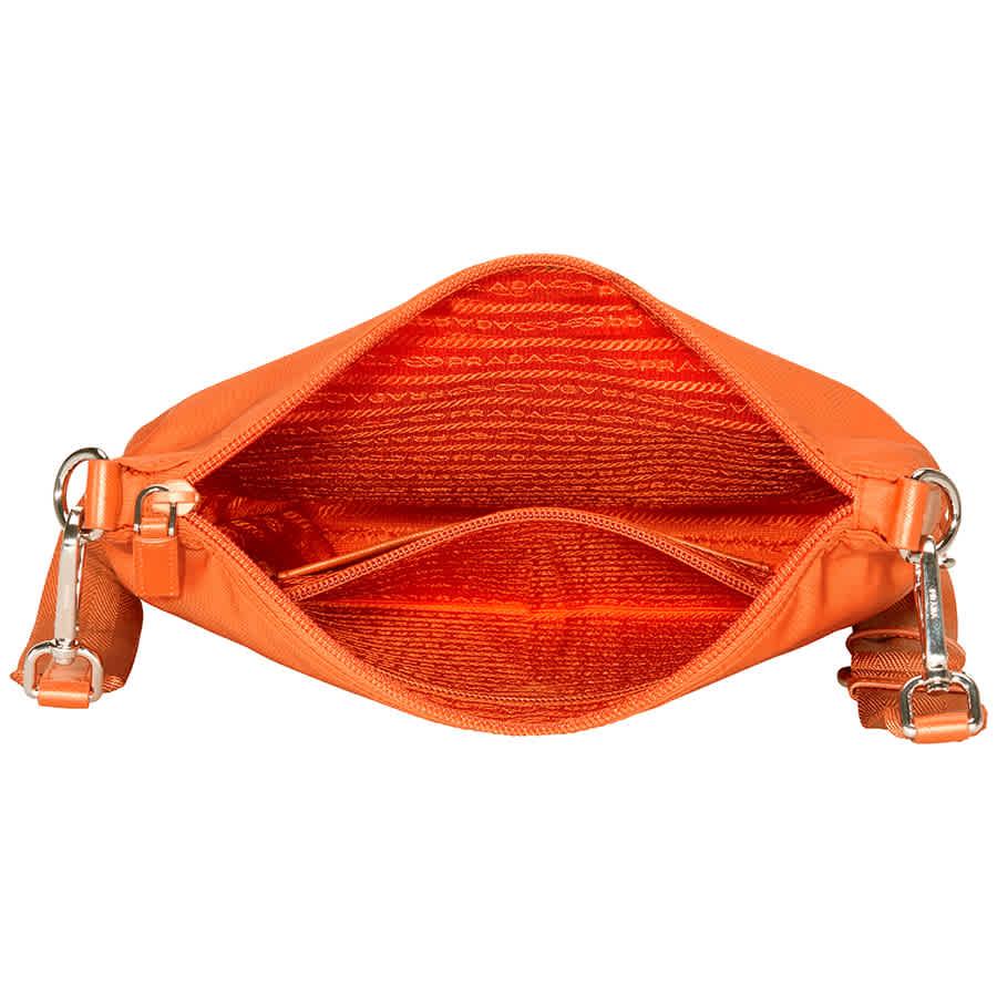 nylon y Elige bandolera cuero color Bolso Prada de 1qFnvE