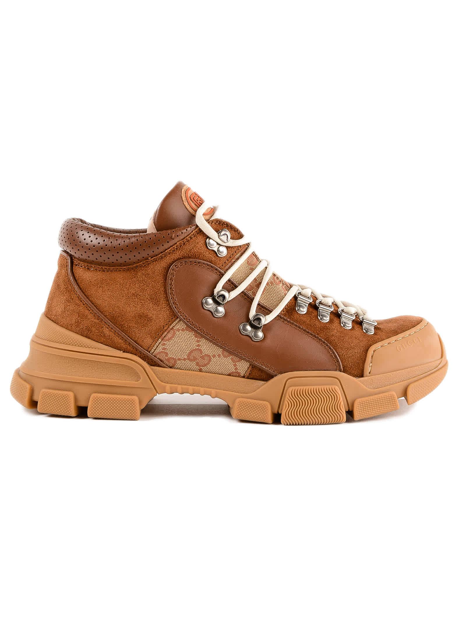 Gucci Flashtrek GG Low-Top Sneaker | eBay